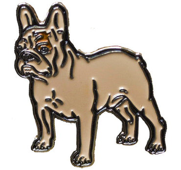 Frenchie Lapel Pin