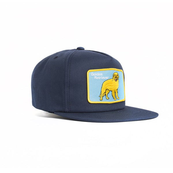Golden Retriever Snapback