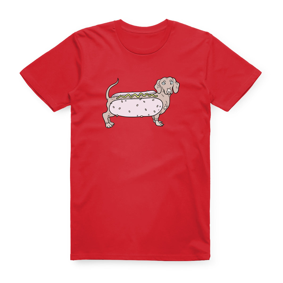 Hot Doggo Tee