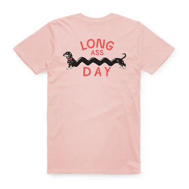 Long A$$ Day Tee