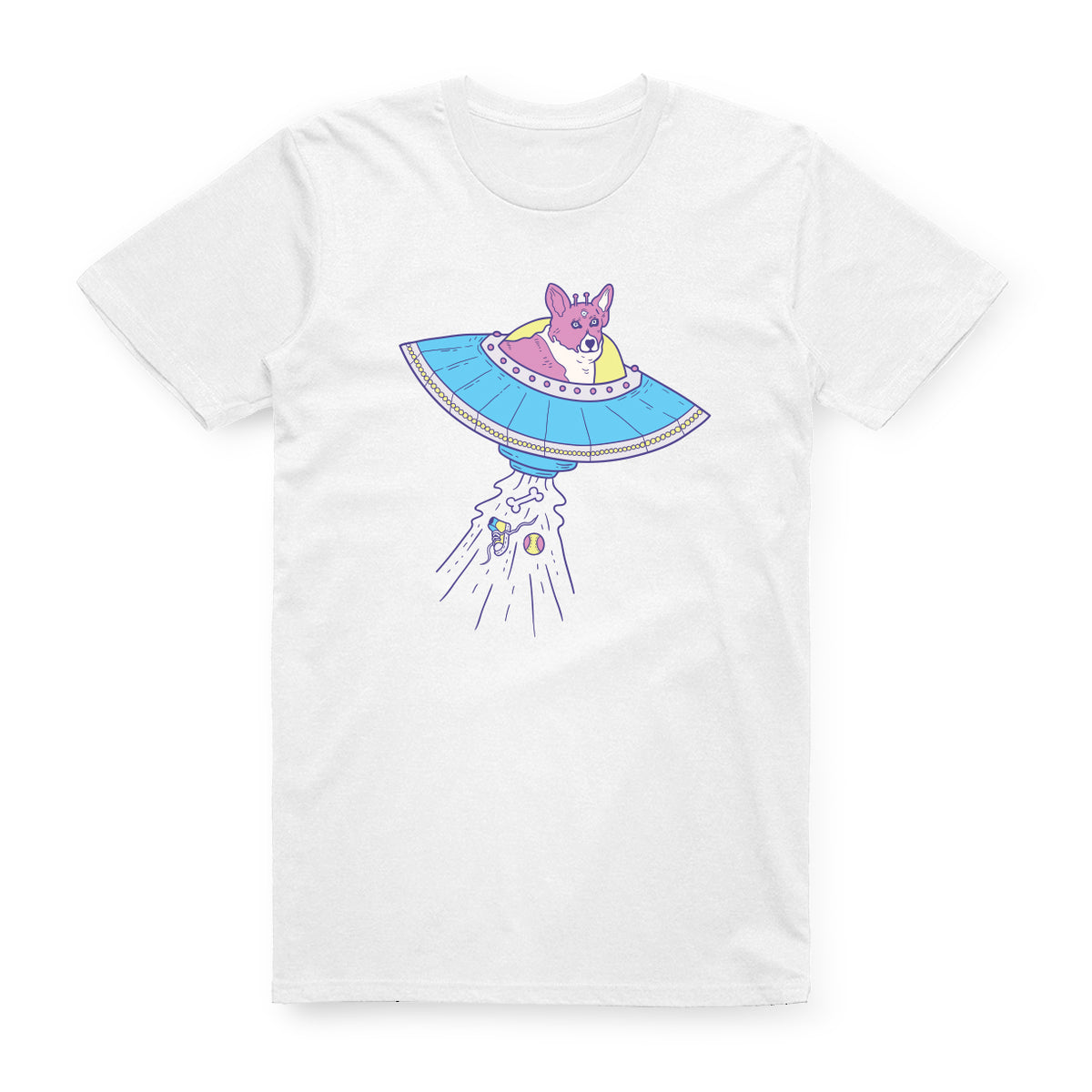 Space Doggo Tee