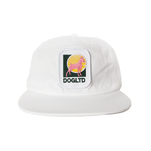 Lotto Snapback White