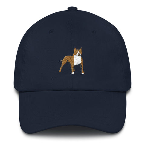 Pitbull Dad Hat