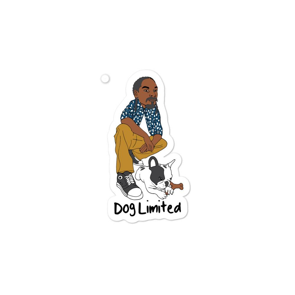 Rappers With Puppies Stickers