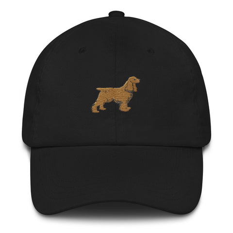 Cocker Spaniel Dad Hat