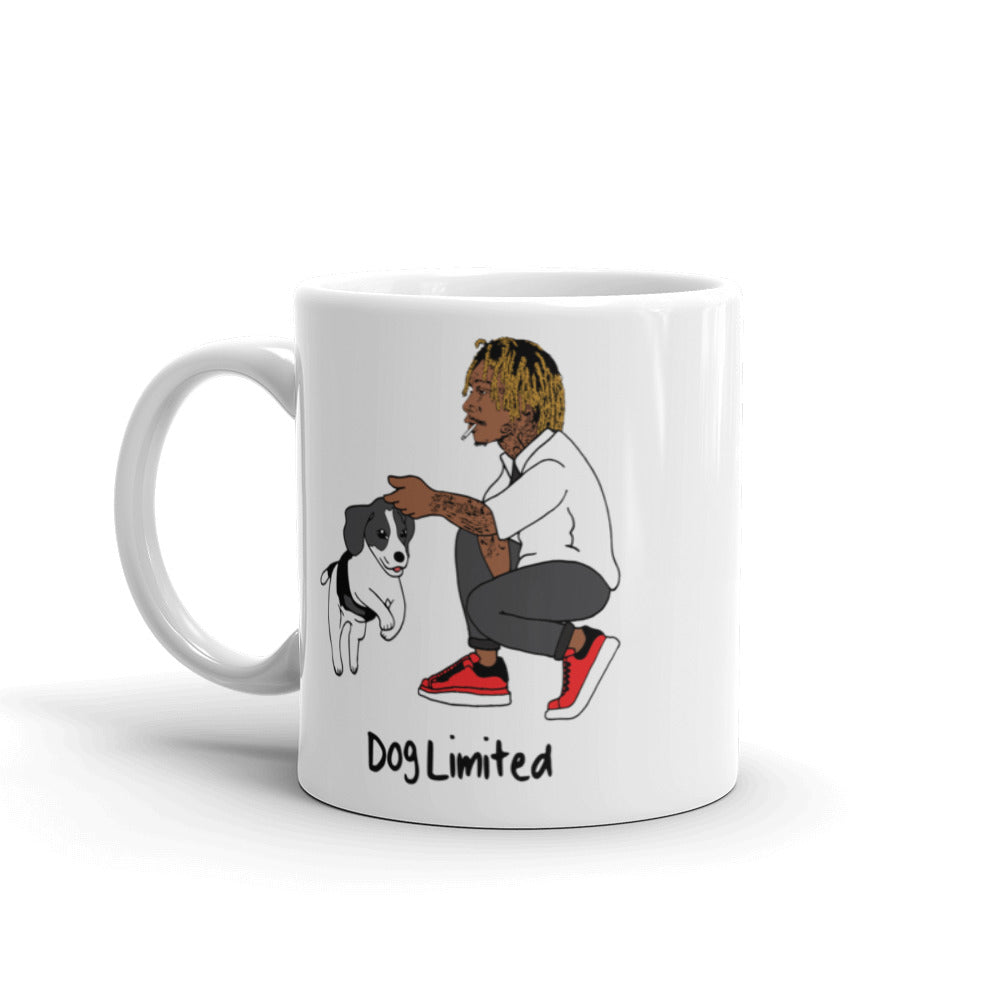 Diz - Rappers With Puppies Mug