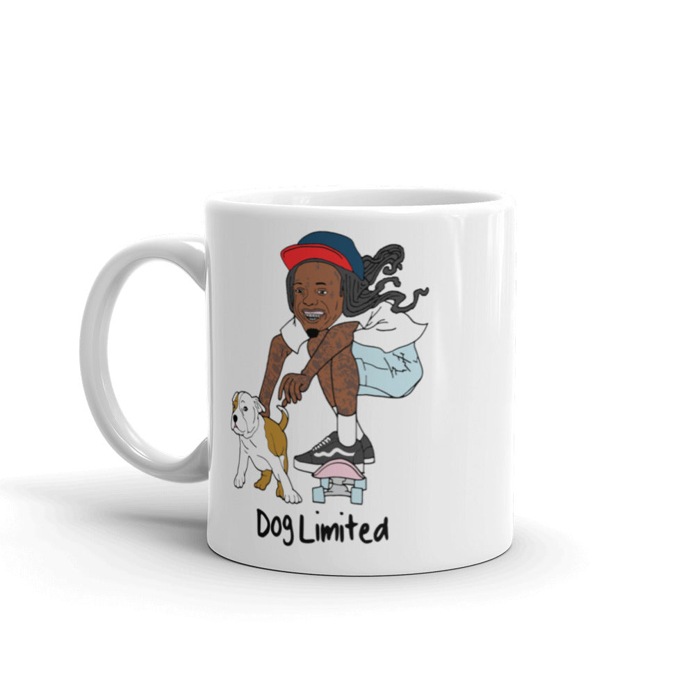 Dayne - Rappers With Puppies Mug