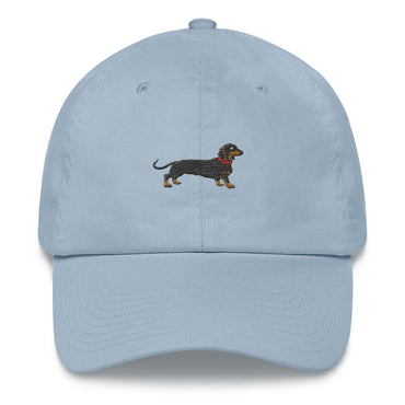 Dachshund Dad hat