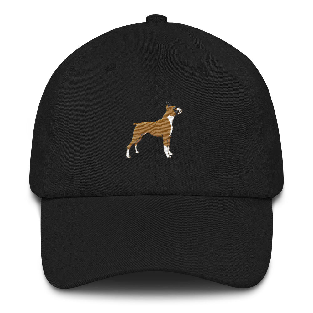 Boxer Dad Hat