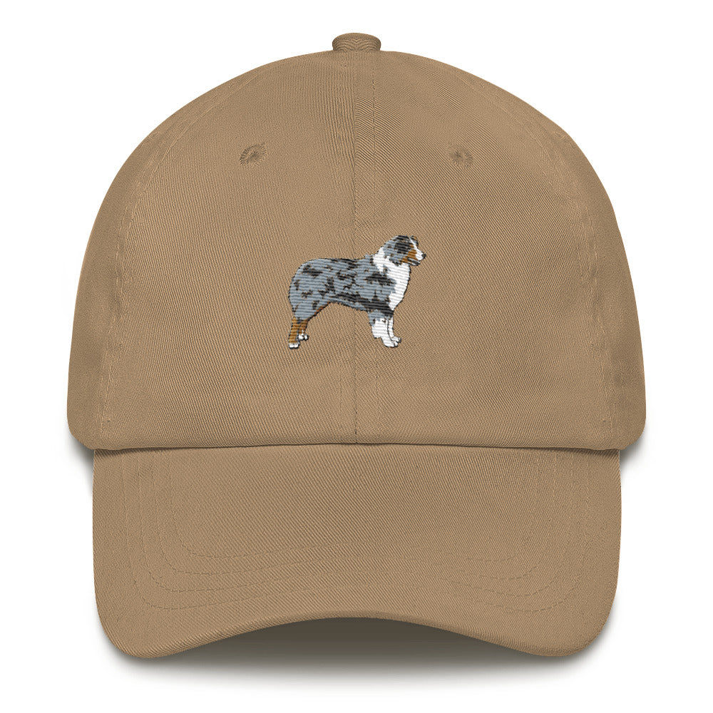 Australian Shepherd Dad Hat