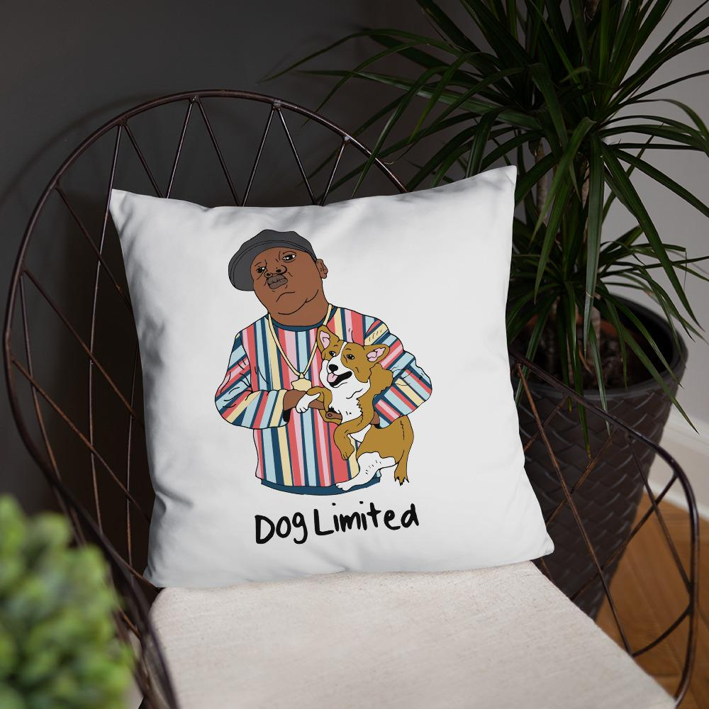 Rappers With Puppies Pillow