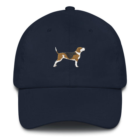 Beagle Dad Hat
