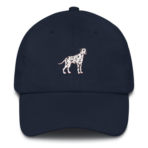 Dalmation Dad Hat