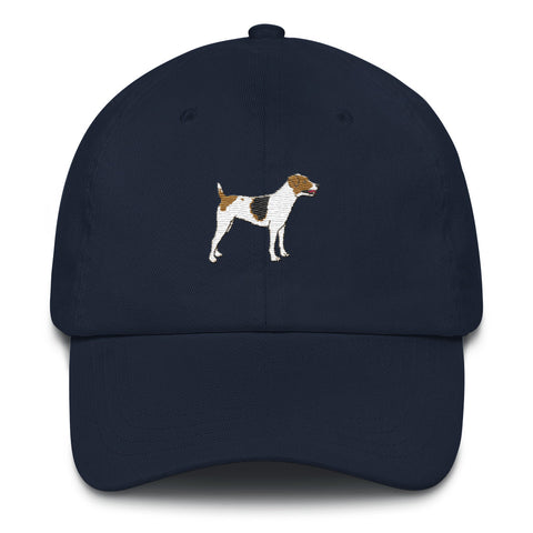 Jack Russell Terrier Dad hat