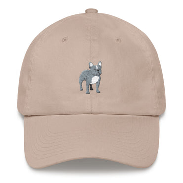 French Bulldog Dad hat