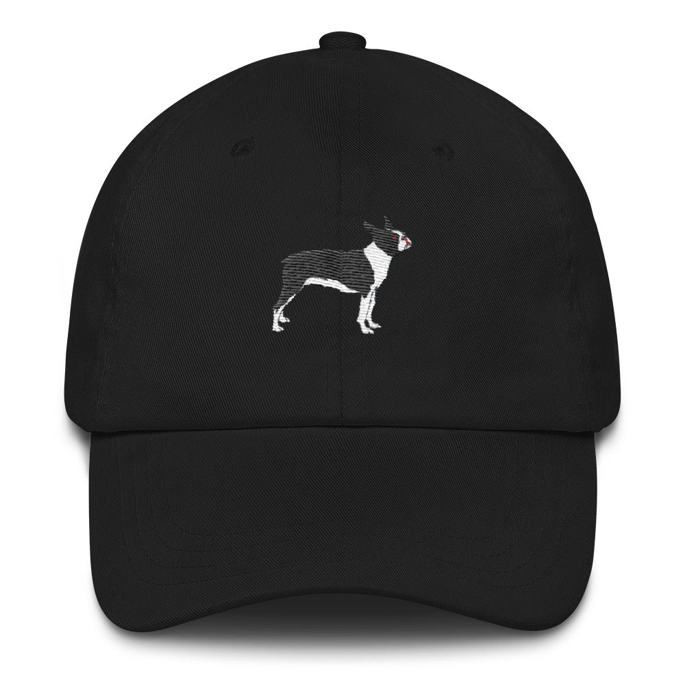 Boston Terrier Dad Hat