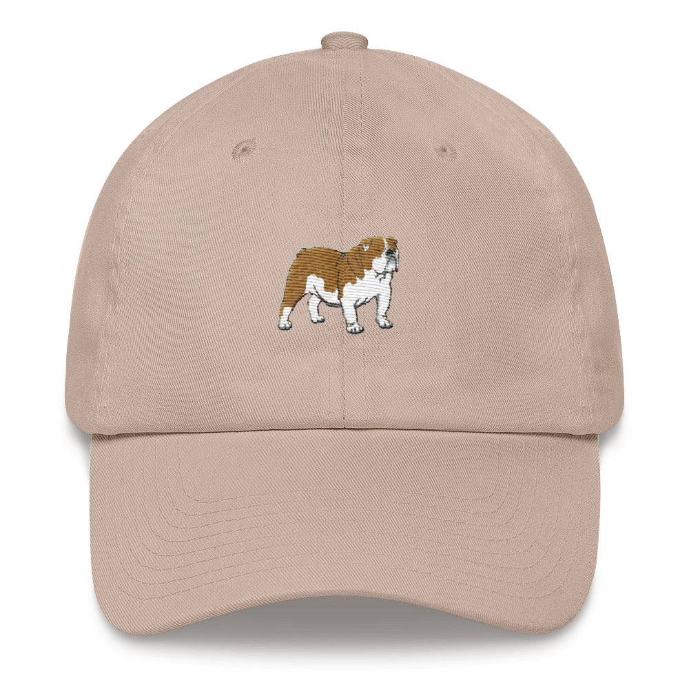 English Bulldog Dad Hat