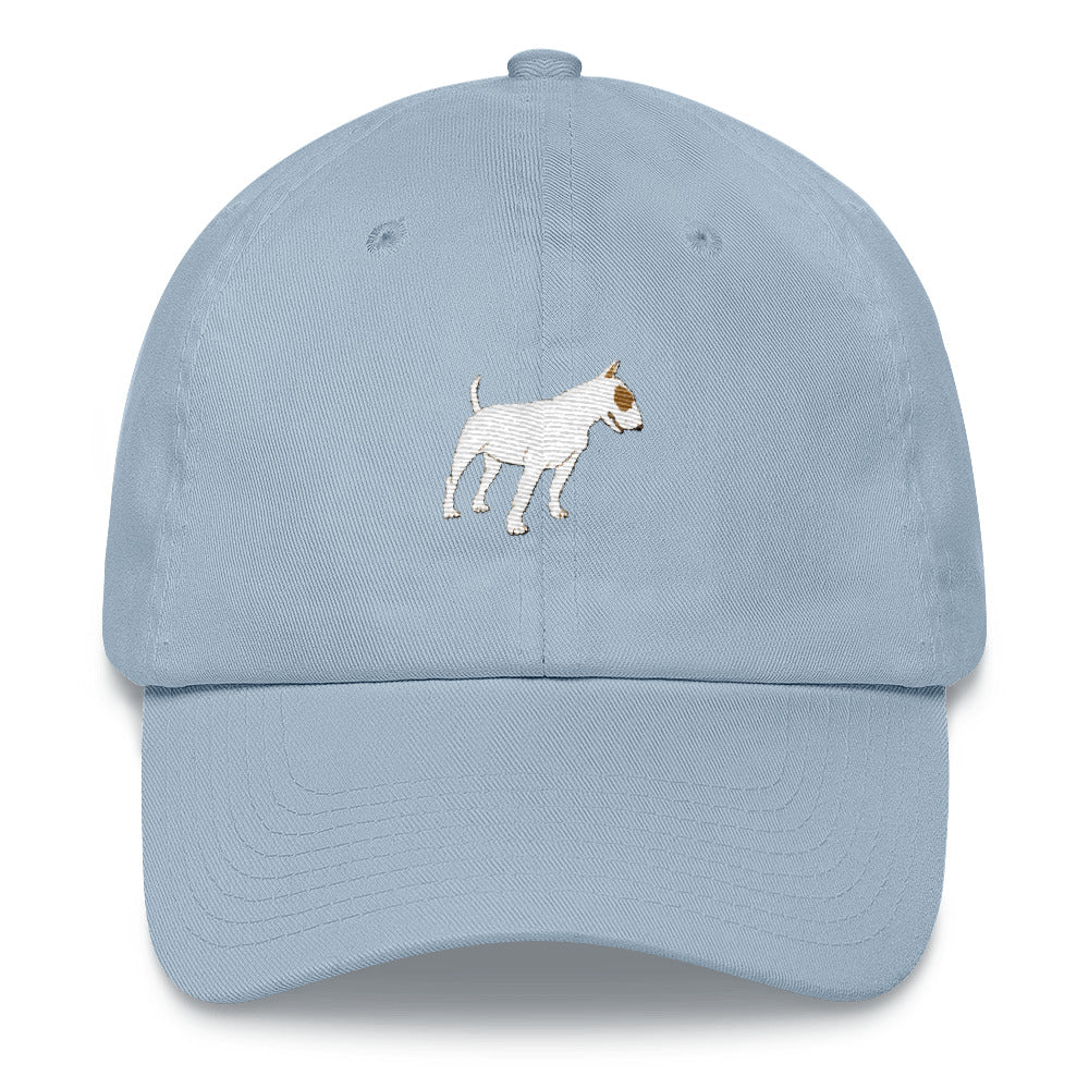 Bull Terrier Dad Hat
