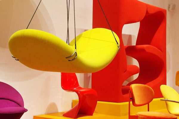 Danish Modern - Verner Panton Exhibition