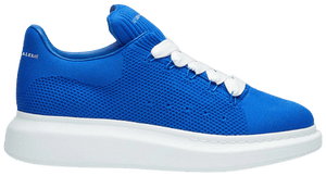 Alexander McQueen Oversized Knitted Sneaker 'Worker Blue'