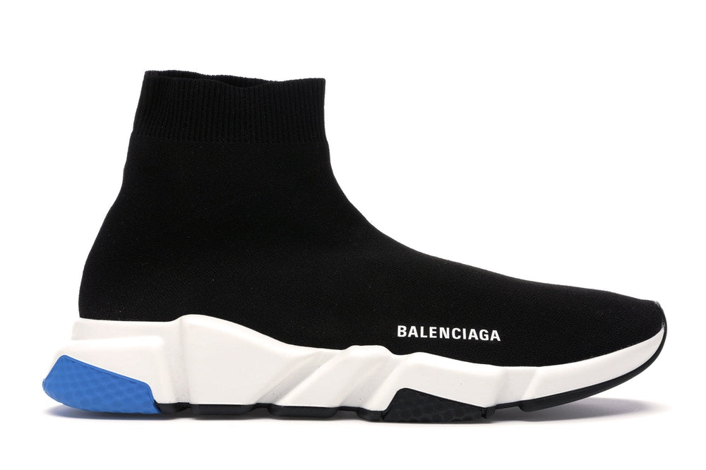 Balenciaga Speed Trainer Black Blue