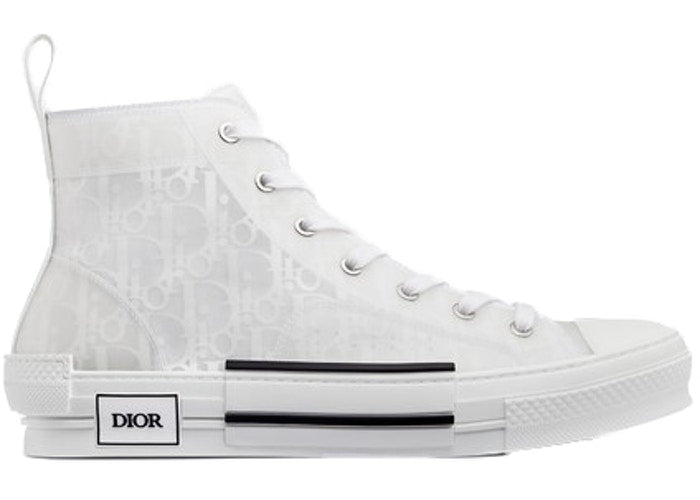 Dior B23 High Top Oblique