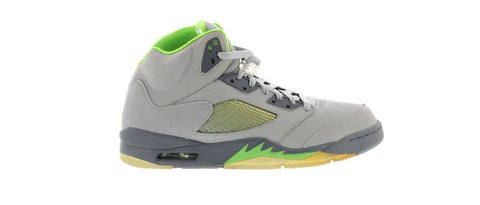 Jordan 5 Retro Green Bean