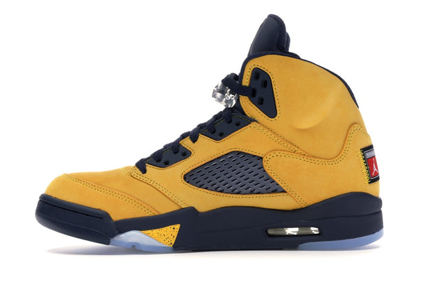 Jordan 5 Retro Michigan