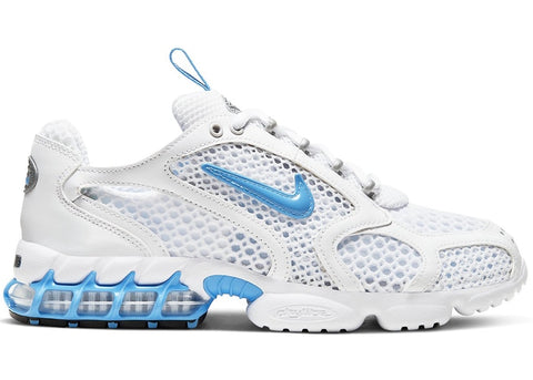 Nike Air Zoom Spiridon Cage 2 White University Blue