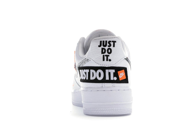 Nike Air Force 1 Low Just Do It Pack WhiteBlack