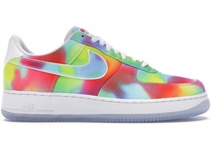 Nike Air Force 1 Low Tie Dye Chicago