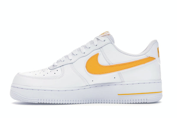 Nike Air Force 1 Low White University Gold