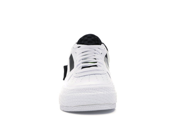 Nike Air Force 1 Type White Black Volt
