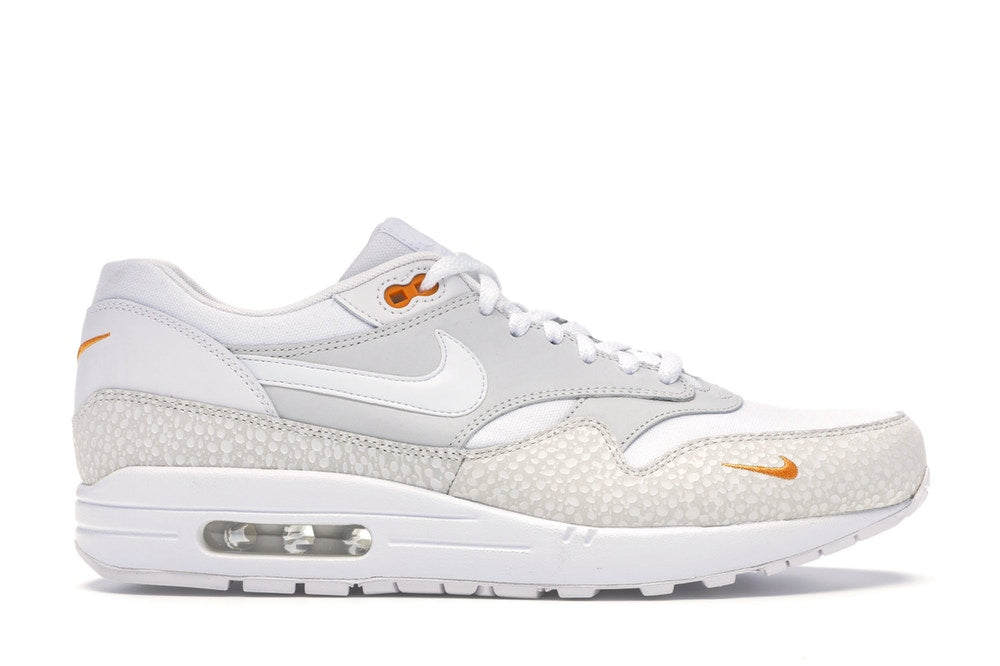 Nike Air Max 1 White Kumquat