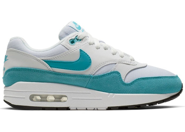 Nike Air Max 1 White Light Blue Fury