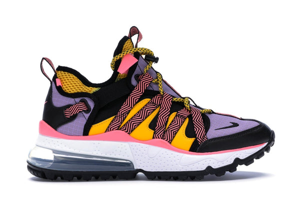 Nike Air Max 270 Bowfin Black Atomic Violet Amarillo