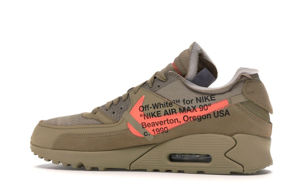 Nike Air Max 90 OFF-WHITE Desert Ore