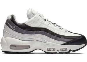 Nike Air Max 95 Black Platinum Tint Gunsmoke