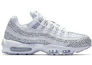Nike Air Max 95 Just Do It Pack White