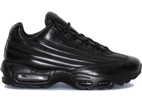 Nike Air Max 95 Lux Supreme Triple Black