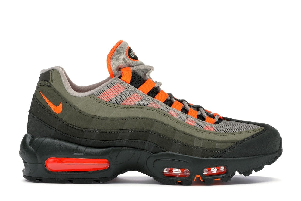 Nike Air Max 95 OG Neutral Olive Total Orange
