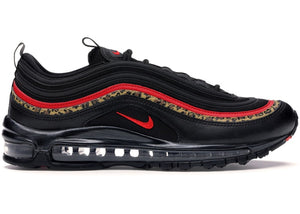Nike Air Max 97 Leopard Pack Black