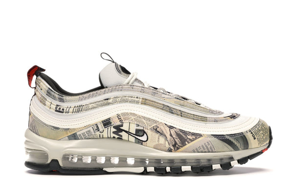 Nike Air Max 97 Newspaper
