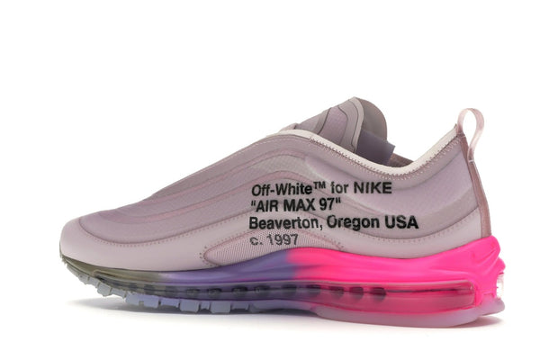 Nike Air Max 97 Off-White Elemental Rose Serena Queen
