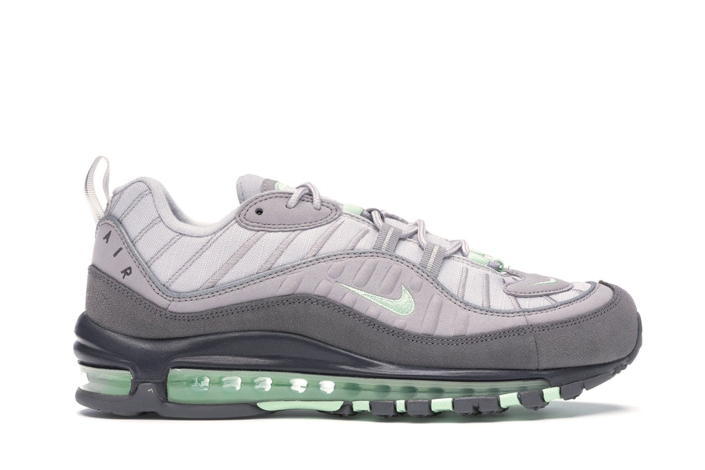 Nike Air Max 98 Vast Grey Fresh Mint