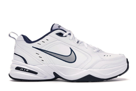 Nike Air Monarch IV White Navy