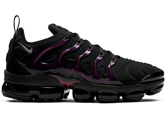 Nike Air VaporMax Plus Black Noble Red