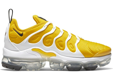 Nike Air VaporMax Plus Speed Yellow White