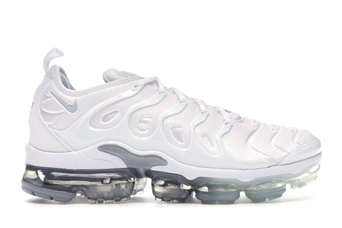 Nike Air VaporMax Plus White Pure Platinum