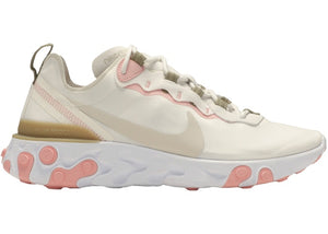 Nike React Element 55 Light Orewood Brown